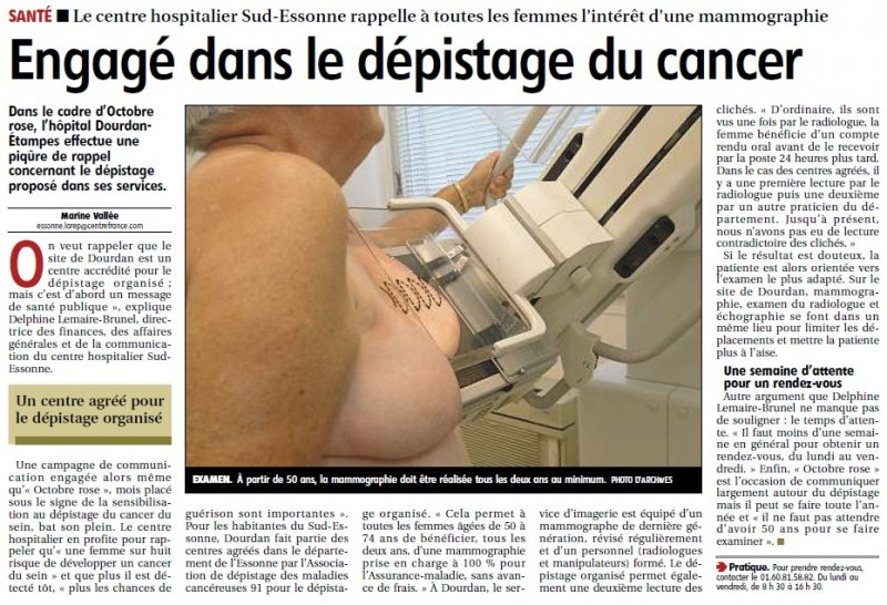 Chirurgie du cancer du sein - Socit canadienne du cancer
