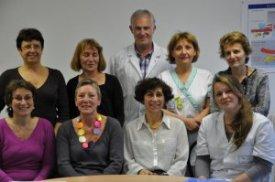 Equipe bi site Education Thérapeutique Diabète Adulte - Centre Hospitalier Sud Essonne Dourdan-Etampes