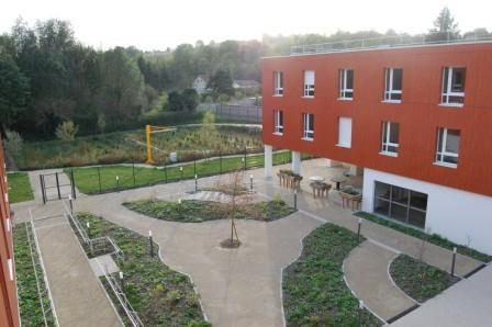 Jardin thérapeutique - EHPAD le Petit Saint Mars - CH Sud Essonne
